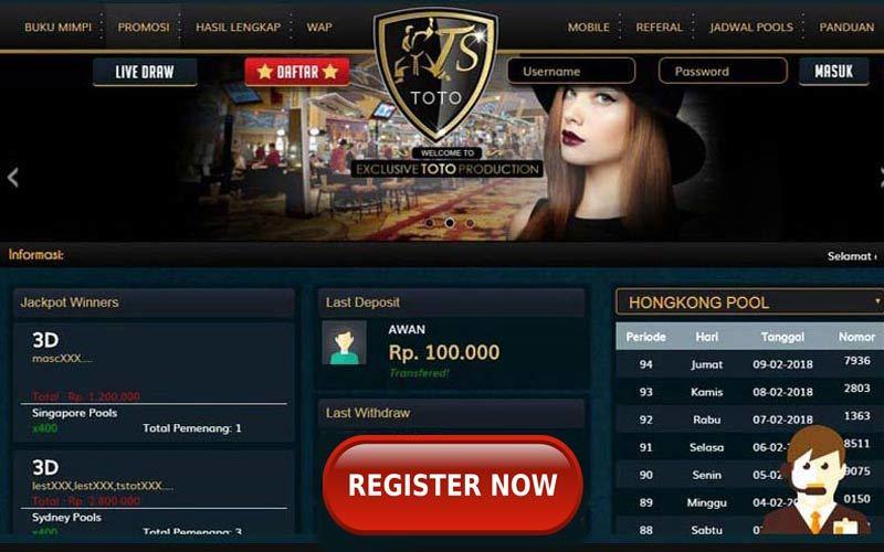 Suka Togel Online Situs Agen Togel Singapore & Hongkong ...
