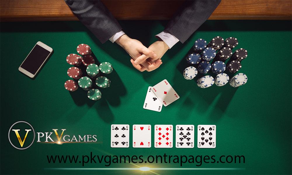 Agen Judi Poker PKV Games - PKV Games